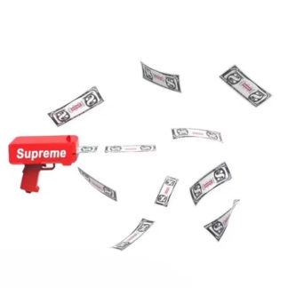 Money gun